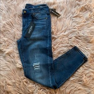 Liverpool Penny Ankle Skinny Jeans 8/29